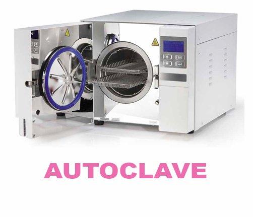 autoclave tipo s