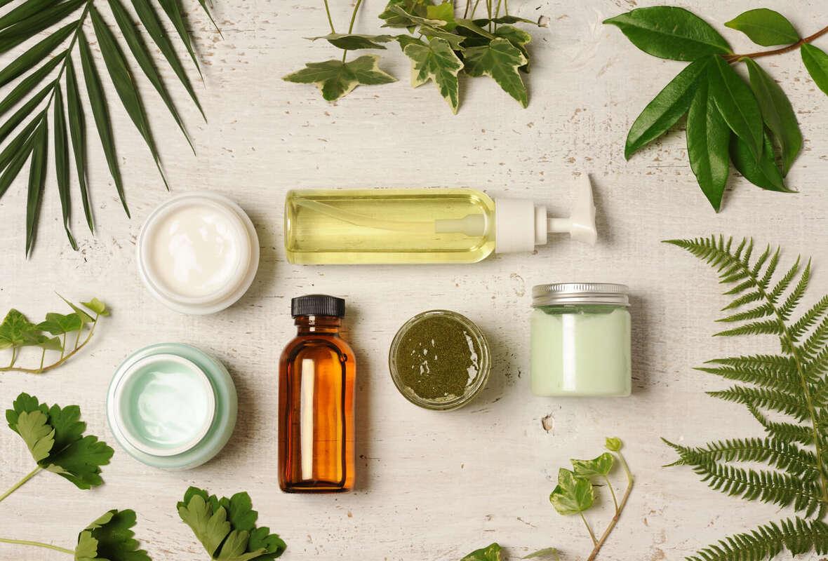 Cosmetici bio per centri estetici