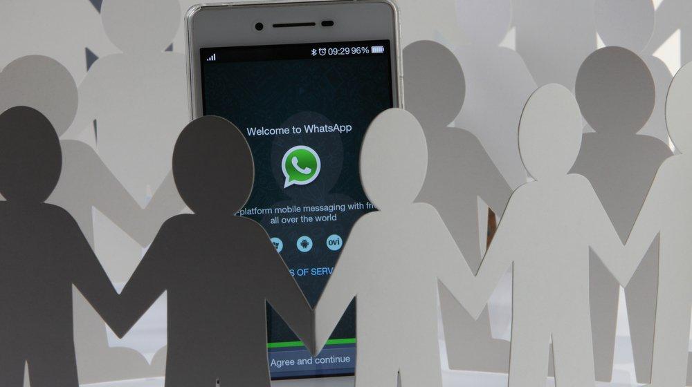 Messaggi su WhatsApp