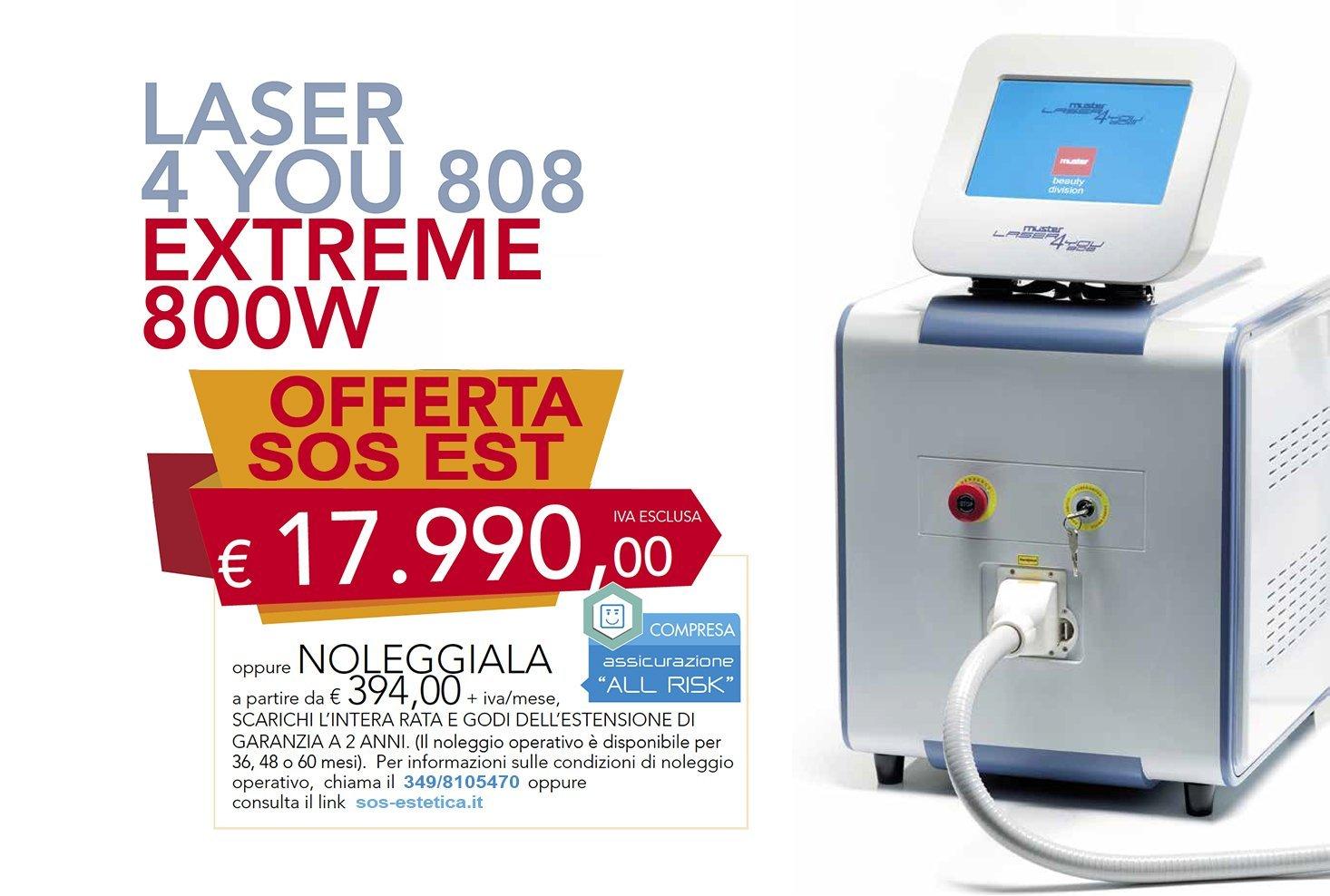 laser diodo 808 prezzi