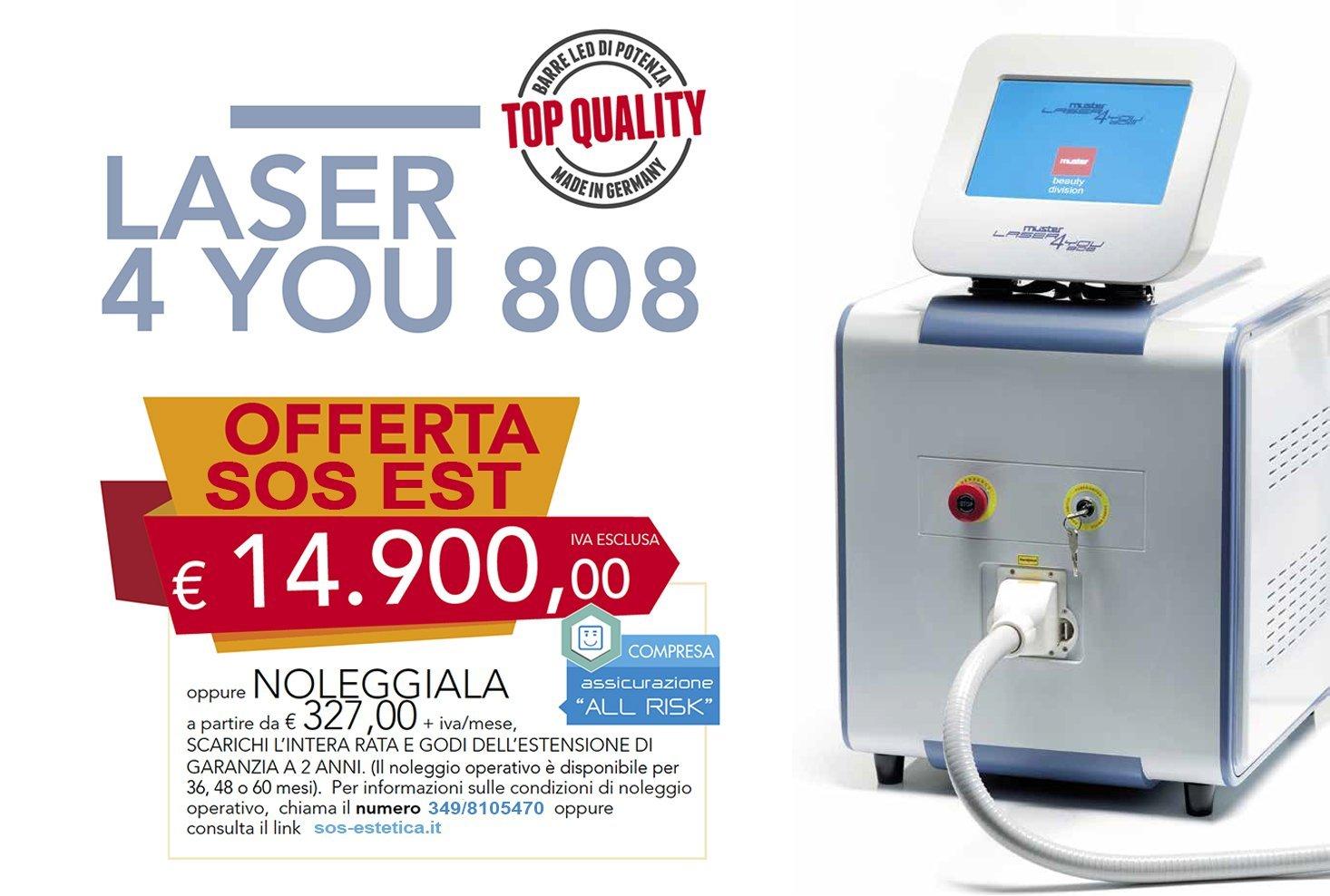 laser diodo prezzi