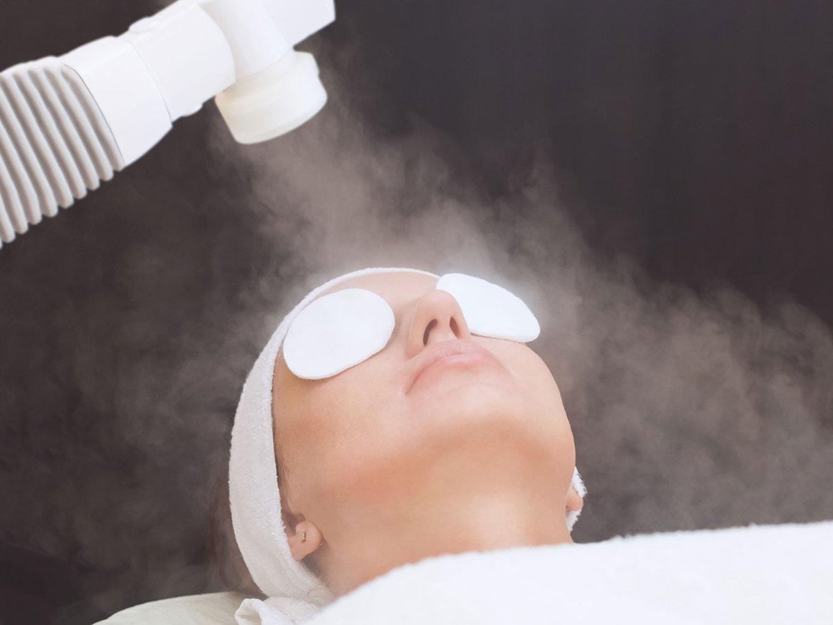 La vaporizzazione come tecnica per la cura della nostra pelle